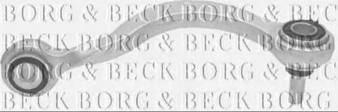 Borg & Beck BDL7320 - Тяга / стойка, стабилизатор car-mod.com