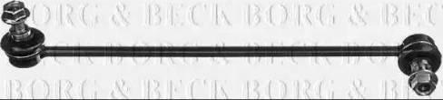 Borg & Beck BDL7412 - Тяга / стойка, стабилизатор autodnr.net