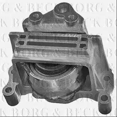 Borg & Beck BEM4049 - Подушка, подвеска двигателя car-mod.com
