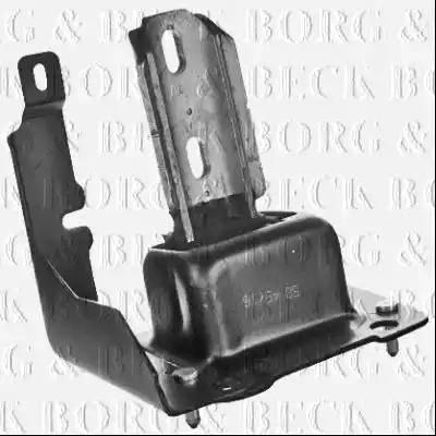Borg & Beck BEM4249 - Подушка, підвіска двигуна autocars.com.ua
