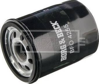 Borg & Beck BFO4255 - Масляний фільтр autocars.com.ua