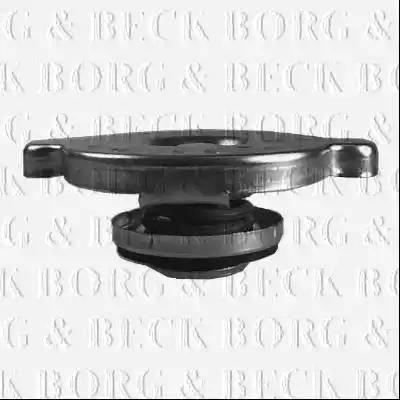 Borg & Beck BRC87 - Крышка, радиатор avtokuzovplus.com.ua