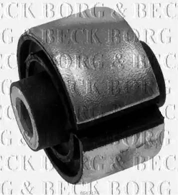 Borg & Beck BSK7174 - Направляющая гильза, втулка - балка моста car-mod.com