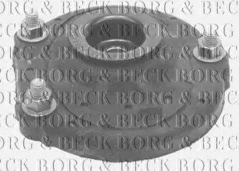 Borg & Beck BSM5280 - Опора стійки амортизатора, подушка autocars.com.ua