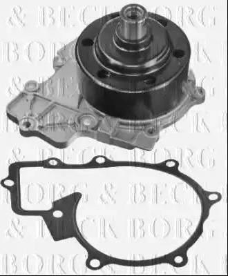 Borg & Beck BWP2306 - Водяной насос autodnr.net