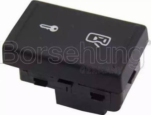 Borsehung B11441 - Выключатель, фиксатор двери car-mod.com