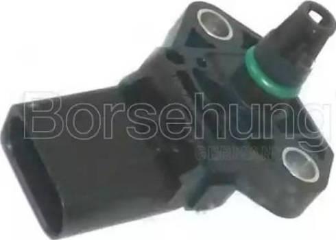 Borsehung B13675 - Датчик, давление во впускной трубе car-mod.com