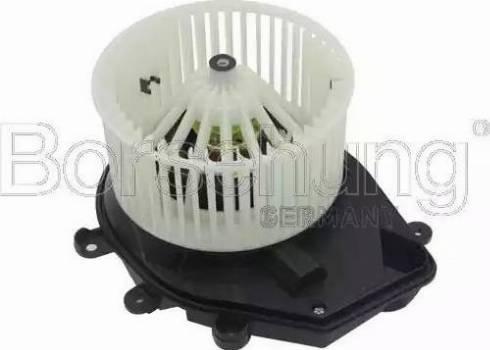 Borsehung B14595 - Вентилятор салона car-mod.com