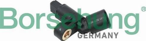 Borsehung B18286 - Датчик ABS, частота вращения колеса car-mod.com