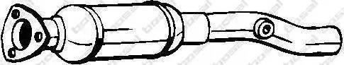 Bosal 099547 - Катализатор autodnr.net