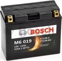 BOSCH 0092m60190 - Стартерная аккумуляторная батарея autodnr.net