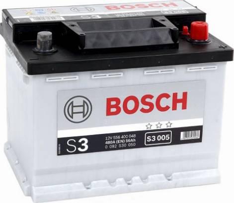 BOSCH 0 092 S30 050 - Стартерная аккумуляторная батарея car-mod.com