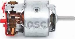 BOSCH 0130007027 - Электродвигатель, вентиляция салона autodnr.net