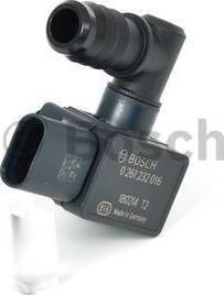 BOSCH 0261232016 - Кнопочный выключатель, тормозн. гидравлика avtokuzovplus.com.ua