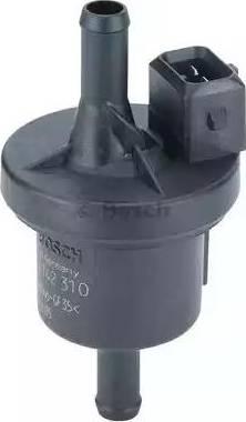BOSCH 0280142310 - Клапан вентиляции, топливный бак car-mod.com