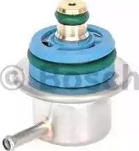 BOSCH 0280160560 - Регулятор давления подачи топлива car-mod.com