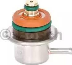 BOSCH 0280160575 - Регулятор давления подачи топлива car-mod.com
