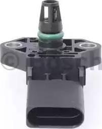 BOSCH 0 281 002 976 - Датчик, давление во впускной трубе car-mod.com