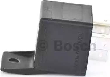 BOSCH 0332019150 - Реле, вентилятор радиатора car-mod.com