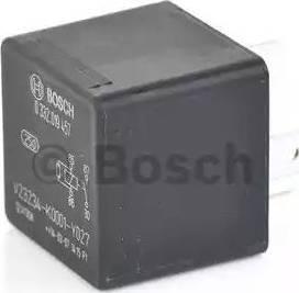 BOSCH 0332019457 - Реле, вентилятор радиатора avtokuzovplus.com.ua