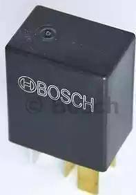 BOSCH 0 332 207 300 - Реле, вентилятор радиатора car-mod.com