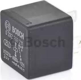 BOSCH 0332209211 - Многофункциональное реле autodnr.net