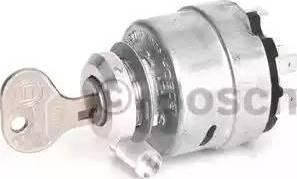 BOSCH 0 342 316 002 - Выключатель, предпусковой обогрев car-mod.com