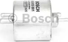 BOSCH 0 450 915 001 - Паливний фільтр autocars.com.ua