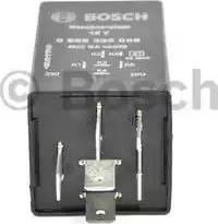 BOSCH 0986335058 - Реле, интервал включения стеклоочистителя car-mod.com