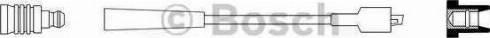 BOSCH 0986356059 - Провод зажигания car-mod.com