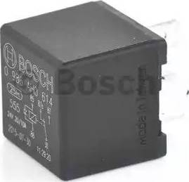 BOSCH 0986AH0614 - Многофункциональное реле car-mod.com