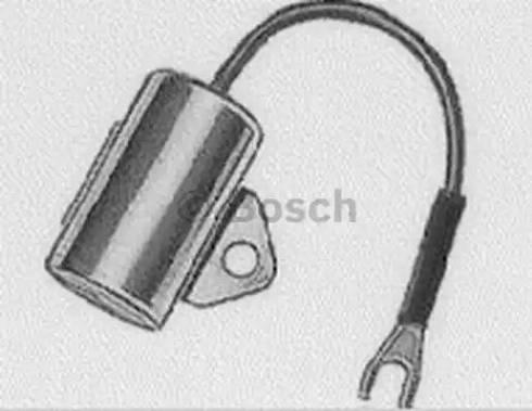 BOSCH 1.237.330.809 - Конденсатор, система зажигания car-mod.com