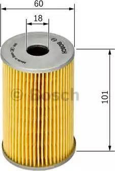 BOSCH 1457429820 - Гидрофильтр, рулевое управление car-mod.com