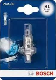 BOSCH 1987301003 - Лампа накаливания, противотуманная фара car-mod.com