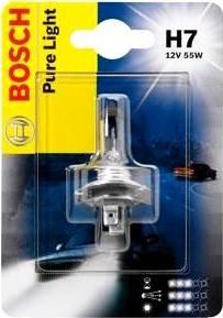 BOSCH 1 987 301 012 - Лампа накаливания, основная фара autodnr.net