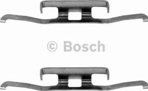BOSCH 1 987 474 032 - Комплектующие, колодки дискового тормоза autodnr.net