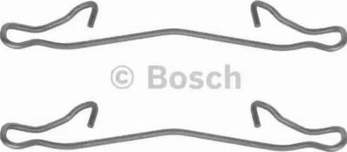 BOSCH 1 987 474 098 - Комплектующие, колодки дискового тормоза autodnr.net