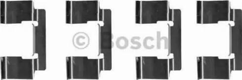 BOSCH 1 987 474 319 - Комплектующие, колодки дискового тормоза autodnr.net