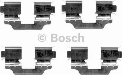 BOSCH 1 987 474 341 - Комплектующие, колодки дискового тормоза autodnr.net