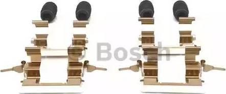 BOSCH 1 987 474 782 - Комплектующие, колодки дискового тормоза avtokuzovplus.com.ua