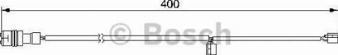 BOSCH 1 987 474 989 - Сигнализатор, износ тормозных колодок autodnr.net