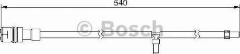 BOSCH 1 987 474 993 - Сигнализатор, износ тормозных колодок autodnr.net