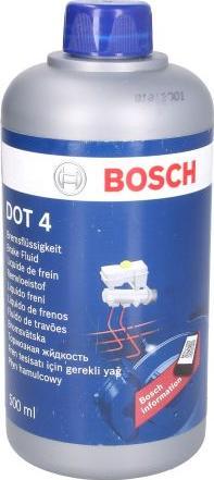 BOSCH 1 987 479 106 - Тормозная жидкость car-mod.com