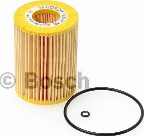 BOSCH F 026 407 008 - Масляный фильтр autodnr.net