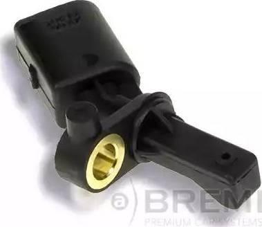Bremi 50306 - Датчик ABS, частота вращения колеса autodnr.net