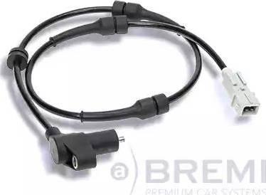 Bremi 50359 - Датчик ABS, частота вращения колеса autodnr.net