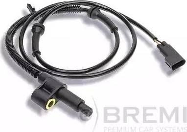 Bremi 50404 - Датчик ABS, частота вращения колеса autodnr.net