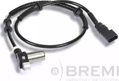 Bremi 50418 - Датчик ABS, частота вращения колеса autodnr.net