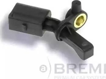 Bremi 50657 - Датчик ABS, частота вращения колеса autodnr.net