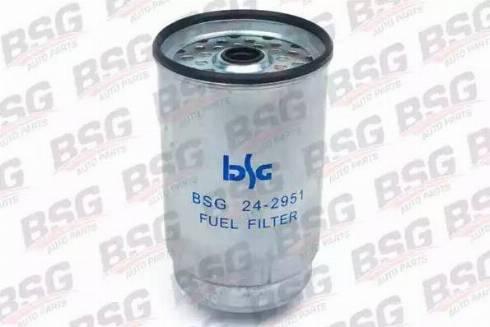 BSG BSG 30-130-001 - Паливний фільтр autocars.com.ua